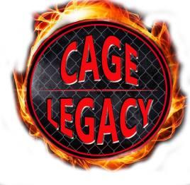 cage legacy logo trim