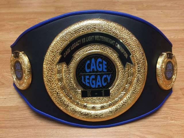 cage legacy kb belt