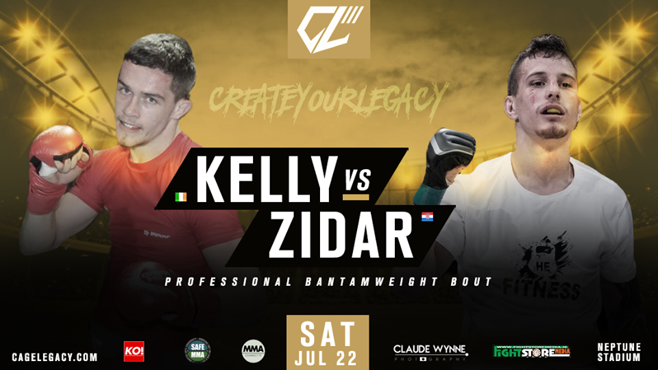 nathan kelly vs ivan zidar